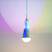CMYK bulb without hand